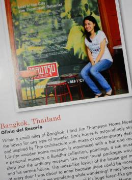 At Jim Thompson House Museum